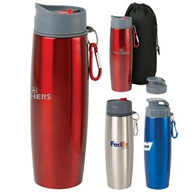 Promotional 16 oz Duo Insulated Tumbler Water Bottle