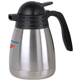 Promotional 1L Vacuum Stainless Steel Carafe