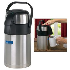 Promotional 2L Stainless Steel Vacuum Air Pot