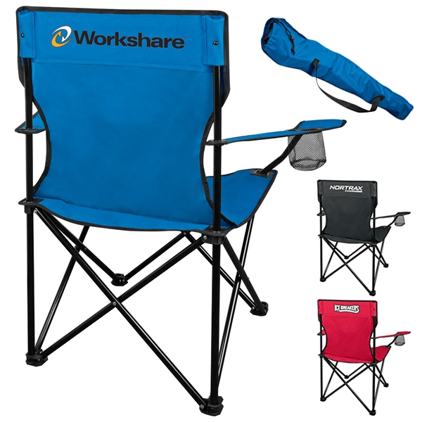 Incroyable Customized Go Anywhere Fold Up Lounge Chair