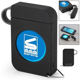 Promotional BrandCharger Powerboost Portable USB Powerbank