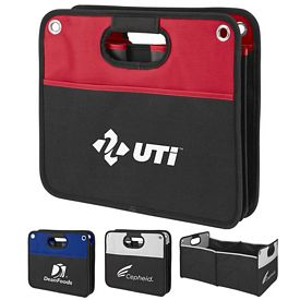 Promotional Two Tone Collapsible Trunk Organizer