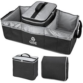 Custom Collapsible Trunk Organizer Cooler