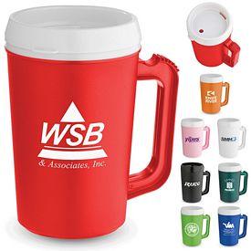 Promotional 22 oz Big Bogie Insulated Travel Mug