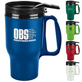 Promotional 16 oz Tailored Lightweight Travel Mug