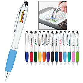Promotional Curvaceous Ballpoint Stylus