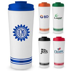 Custom 16 Oz Tira Stripe Tumbler