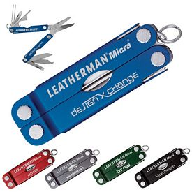 Customized Leatherman Micra Al Multi-Function Tool