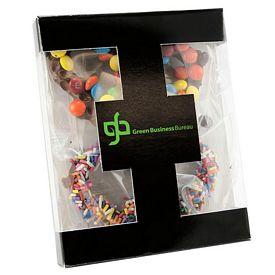 Promotional 2 Piece Pretzel Box