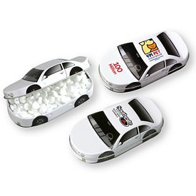 Promotional Your First Car Car Micromints Tin