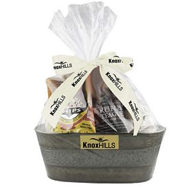 Promotional BBQ Essentials Tub Gift Basket