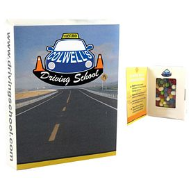 Promotional Book Window Candy Box