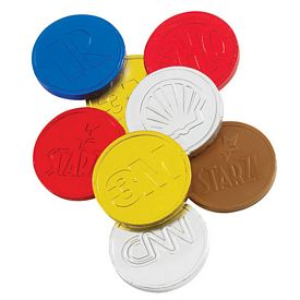Promotional Custom Logo Chocolate Coin