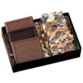 Promotional Custom Chocolate Cookie Gift Box