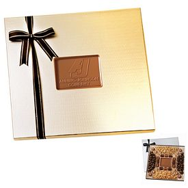 Promotional Confectionery Nuts & Chocolate Delight Gift Box