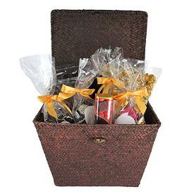 Promotional Godiva Multi-Functional Gift Basket
