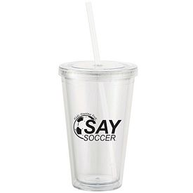 Promotional 16 oz. Iced Tea Tumbler