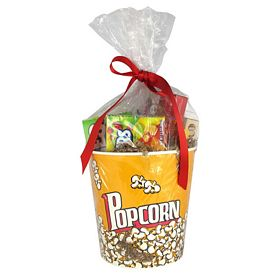 Promotional Large Movie Time Bucket