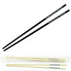 Promotional Pair of Plastic Chopsticks