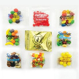 Promotional 1/2 oz Candy Snack Pack
