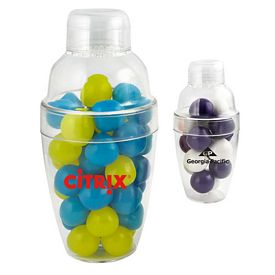 Promotional Large Gumball Cocktail Shaker