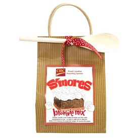Promotional S'Mores Brownie Mix