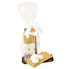 Promotional S'Mores Kit Gift Bag