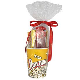 Promotional Small Movie Time Bucket