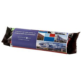 Promotional Overwrapped Snickers Candy Bar