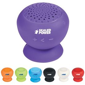 Promotional Silicone Knob Bluetooth Speaker Phone Stand