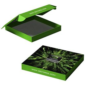 Promotional 9X875X125 Tek Pop Product Gift Box