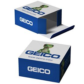 Custom 5X4X2 Tek Pop Product Gift Box