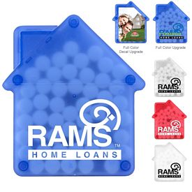 Customized House Credit Card Breath Mints