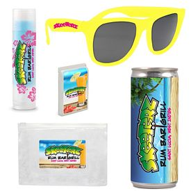 Custom Ultimate Party Energy Drink Sunglasses Kit