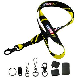 Promotional 3-4 Ultra Smooth Lanyard