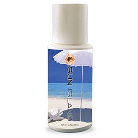 Customized 1 Oz Spf 30 Sunscreen Lotion