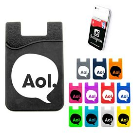 Promotional 3 Card Silicone Smart Wallet