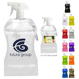 Promotional 169 Oz Collapsible Trigger Sprayer Bottle