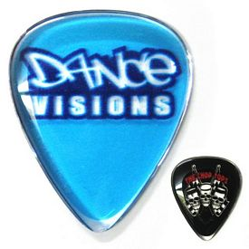 Promotional Zoogee Double Dome Thickness Guitar Pick